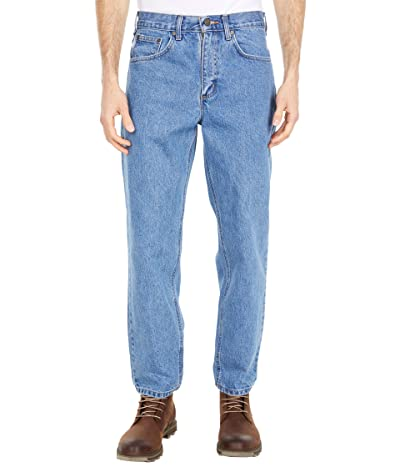 Carhartt Relaxed Fit Tapered Leg Jean (Stonewash) Men
