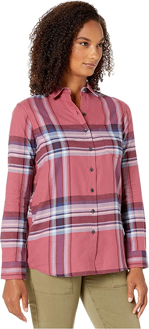 Dry Rose Multi Plaid