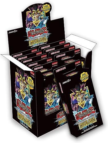 Konami 116731160001 - Yu-Gi-Oh  Movie Pack Gold Edition Display
