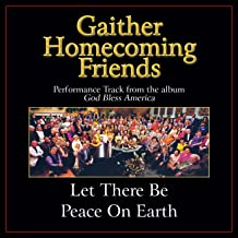 Best let there be peace on earth gospel Reviews