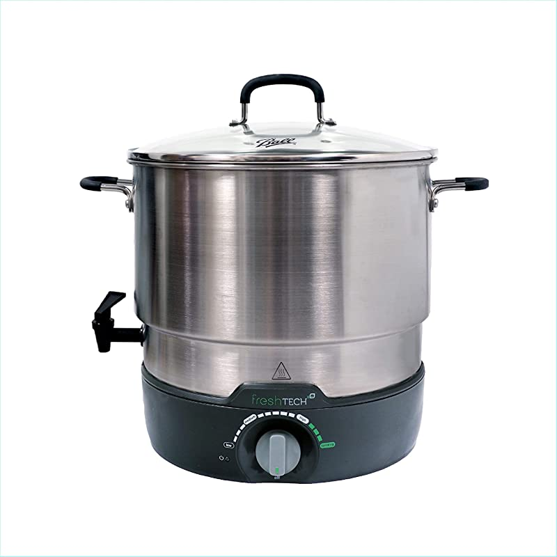 Ball FreshTECH Electric Water Bath Canner And Multi Cooker