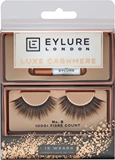 (No. 9) - Eylure Luxe Cashmere Lashes, No. 9