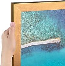 "Moldura para fotos ArtToFrames 10 x 15 cm, Muted Gold Glow, 4 x 6"", 1"