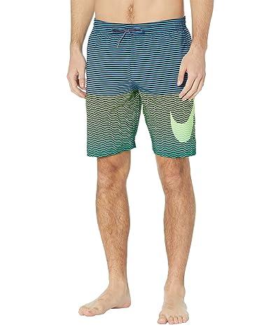 Nike Horizon Stripe Vital 9 Volley Shorts