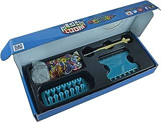 Rainbow Loom Alpha Loom Pixel Art Toy