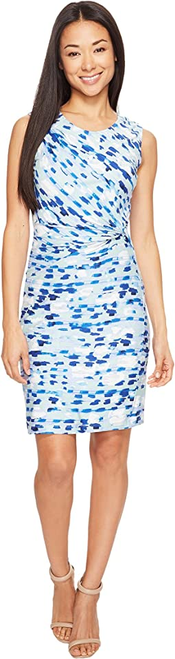 NIC+ZOE - Petite Water Lane Twist Dress