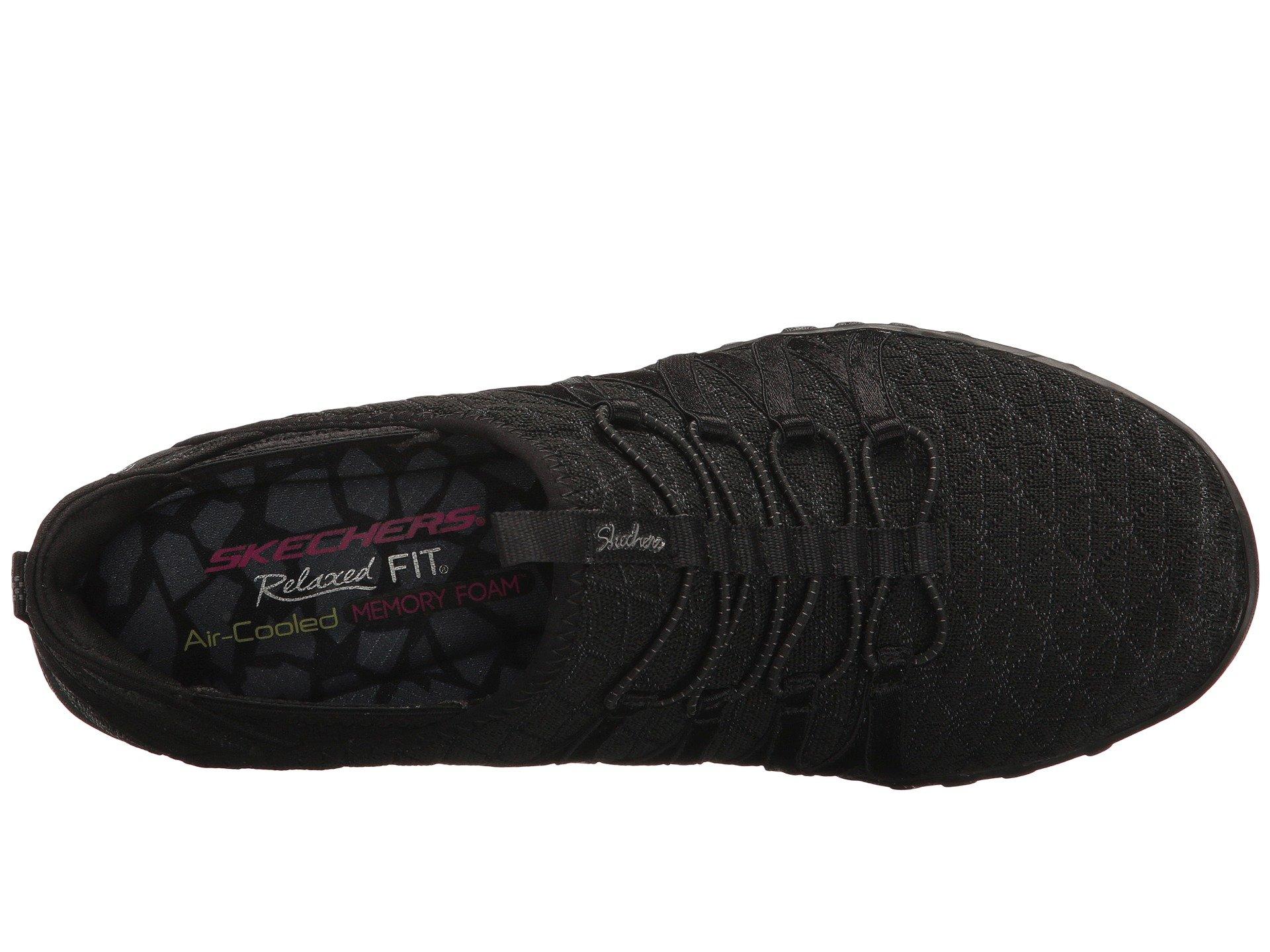 Easy Breathe Skechers Breathe Easy Black Black Easy Skechers Breathe Skechers Black PwqA4A
