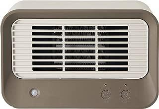 スリーアップ 人感センサー付 ミニセラミックヒーター サンドブラウン CH-T1832BR
