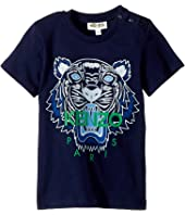 Kenzo Kids - Tee Shirt Classic Tiger (Toddler)