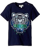 Kenzo Kids - Tee Shirt Classic Tiger (Toddler)