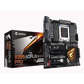 ASRock X399 Taichi sTR4 SATA 6Gb//s USB 3.1//3.0 ATX AMD Motherboard