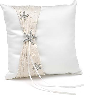 Amazon.com: ivy lane design accesorios de boda Garbo Anillo ...