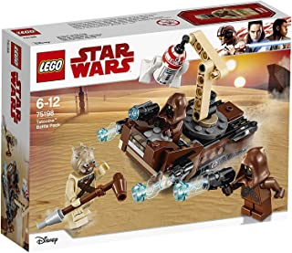 LEGO Star Wars Episode: A New Hope Tatooine Battle Pack 75198 Playset Toy