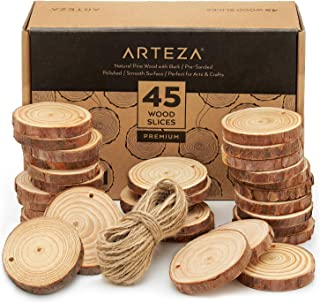 Best flat wooden discs Reviews