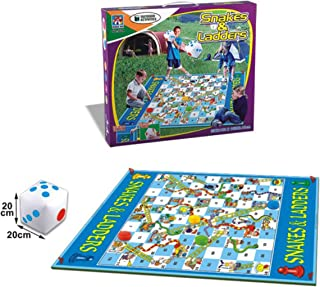 Snakes And Ladders GAME For Children - 3 Years & Above