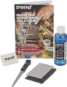 TREND DWS/KIT/C The Complete Diamond Credit Card Sharpening Kit