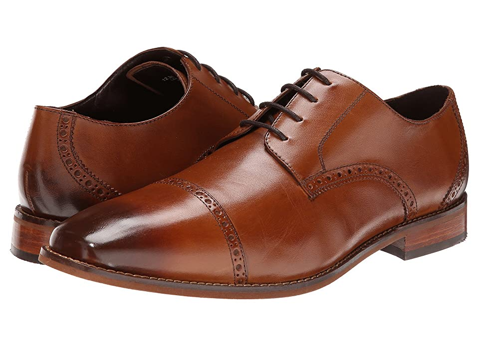 Florsheim Castellano Cap Toe (Saddle Tan) Men