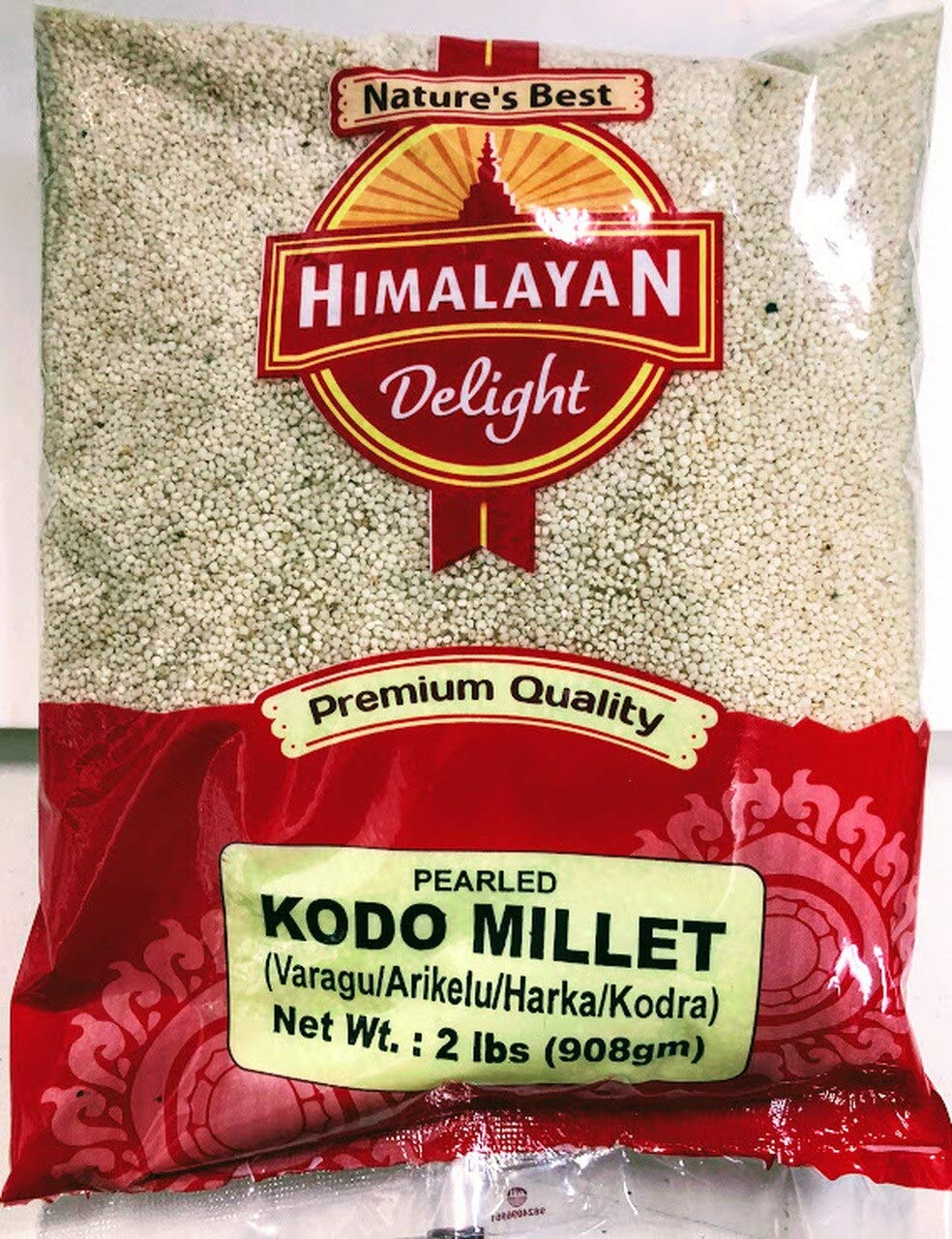 Himalayan Delight Pearled Kodo Millet Max 73% OFF 70% OFF Outlet