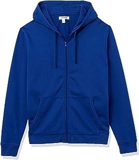 Goodthreads Amazon Brand Men's Lightweight French Terry Fullzip Hoodie Sweatshirt