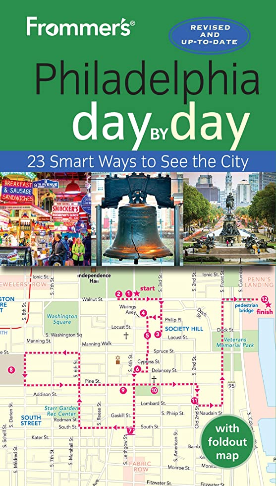 ぬいぐるみスクラップブック外交官Frommer's Philadelphia day by day (Day by Day Guides) (English Edition)
