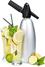 Impeccable Culinary Objects (ICO) ICO011-A ICO011 Soda siphon, 1L/1Pint, Silver