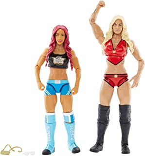 WWE Superstars Sasha Banks & Charlotte Action Figure (2 Pack)
