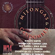 milonga candombe