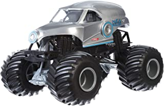 Hot Wheels Monster Jam 1:24 Scale New Earth Authority Vehicle