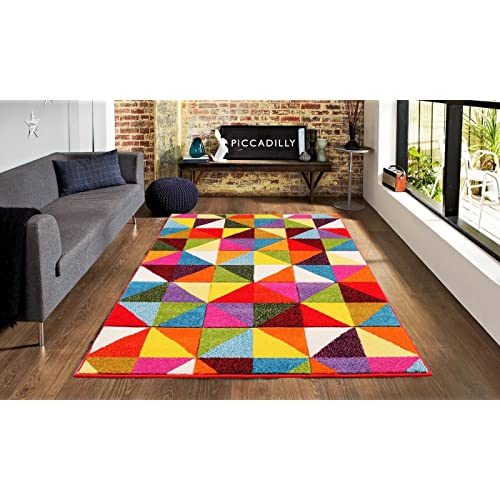 Brilliant Bright Rug Amazon Co Uk Home Interior And Landscaping Dextoversignezvosmurscom