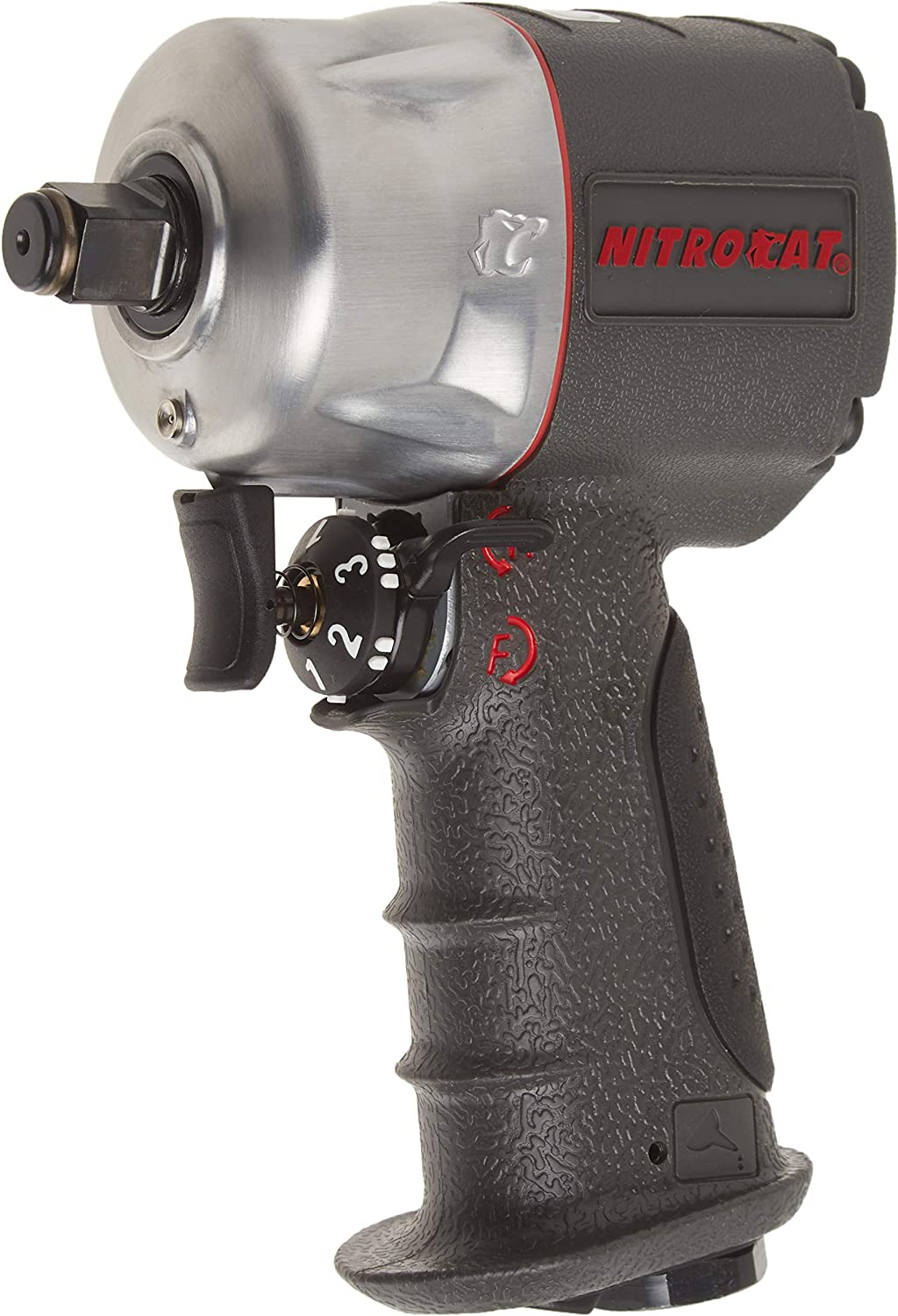 Aircat 1056-XL 1/2-Inch Composite Compact Impact Wrench