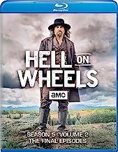 Hell On Wheels: Season 5 - Vol 2 - Final Episodes [Edizione: Stati Uniti] [Italia] [Blu-ray]