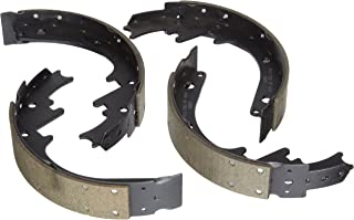 Bosch BS228R Blue Drum Brake Shoe Set