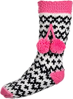 Animal Beatrice Sock Womens Slippers