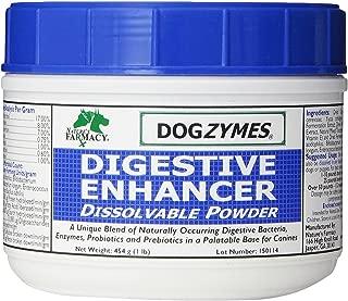 Dogzymes Dissolvable Powder Digestive Enhancer for Dogs,