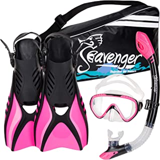 Best us divers snorkel set pink Reviews