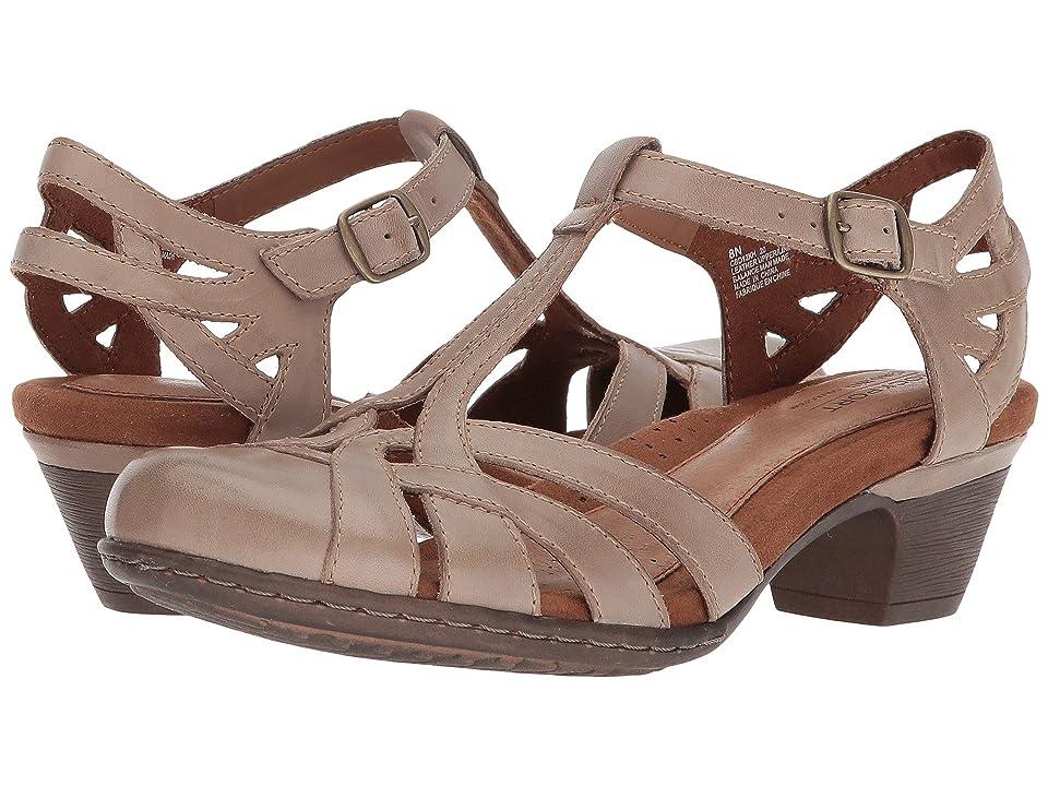 ff4e1c278c75 Rockport Cobb Hill Collection Cobb Hill Aubrey (Khaki) Women s 1-2 inch heel