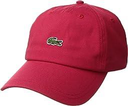Lacoste - 'Small Croc' Cap