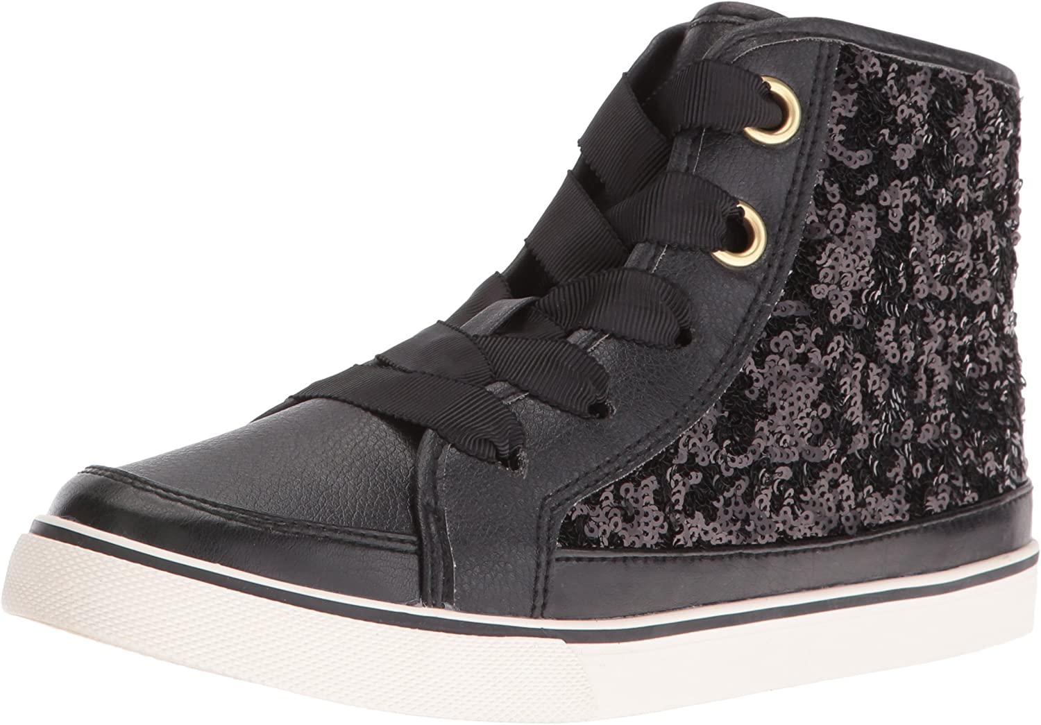 The Children's Place Unisex-Child Girls' Lace-up Sneaker