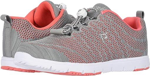 Coral/Grey