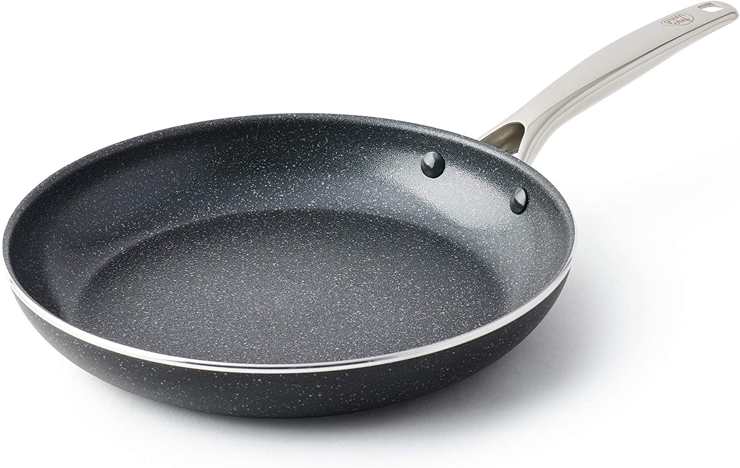 GreenChef Berlin Rocks Special Campaign 24 Aluminium Frying cm Direct stock discount Pan