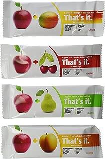 naturo fruit bar price