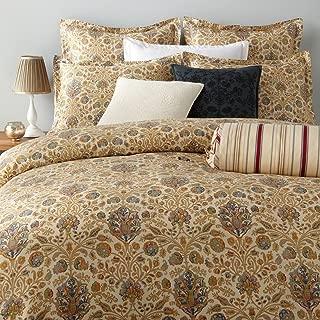 Lauren Ralph Lauren Marrakesh Rug King Comforter with Rustic Tile Print