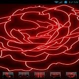 Red Glow Neon Theme