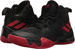 adidas Kids - Explosive Flash Basketball (Little Kid/Big Kid)