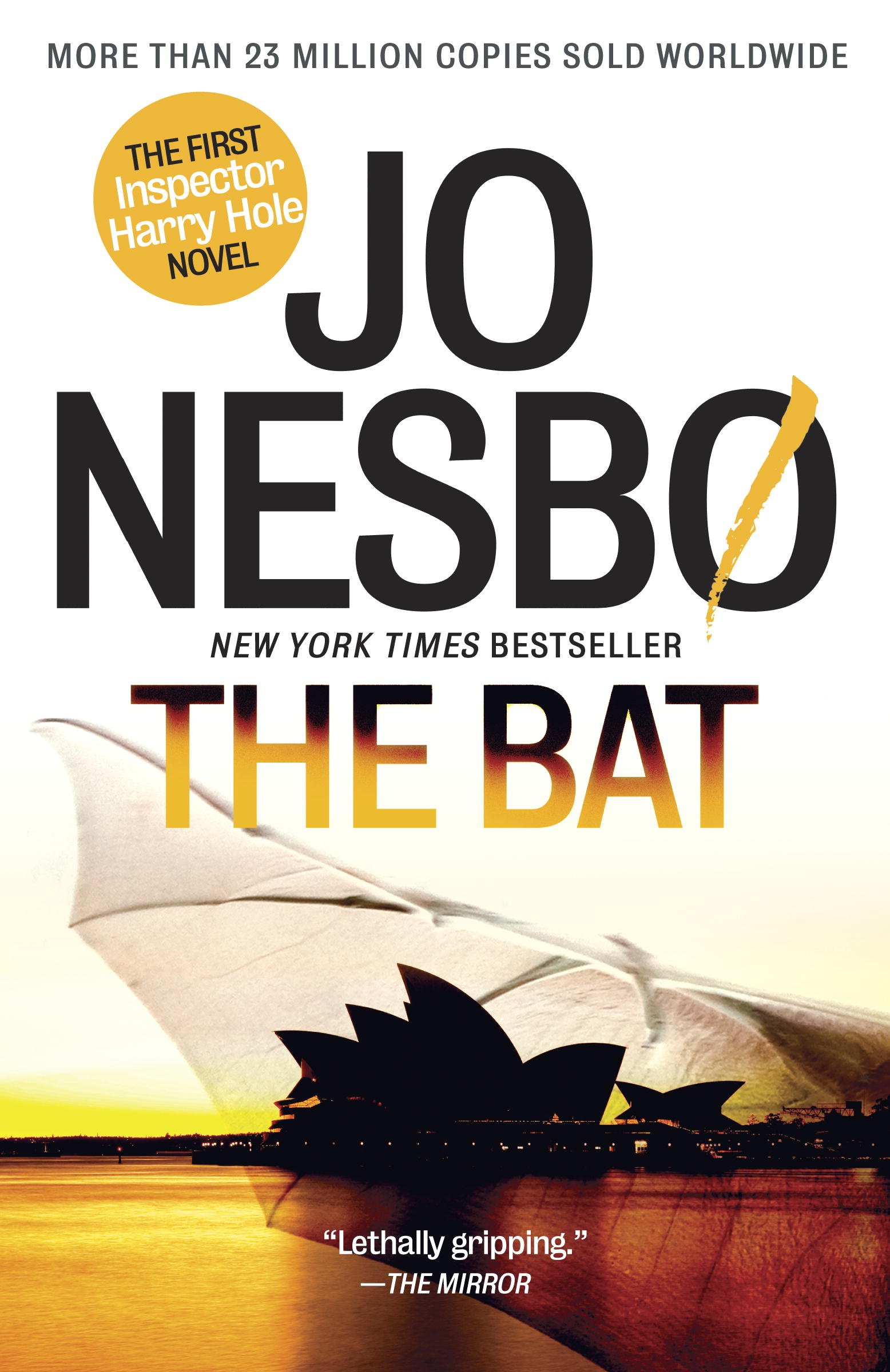 The Bat: A Harry Hole Novel (1) (Harry Hole Series)