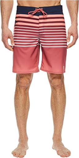 Surflodge Stripe Boardshorts