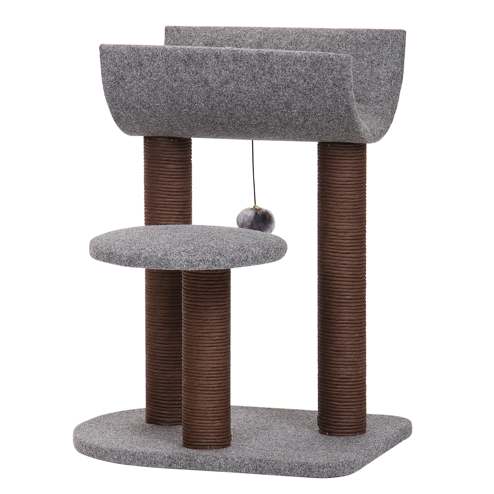 PetPals Tower Activity Scratching Postsand