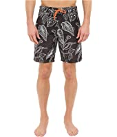 Paul Smith - Botanical Print Surf Swim Shorts