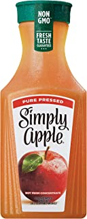 Simply Apple Juice, 52 fl oz, 100% Juice, Not from Concentrate