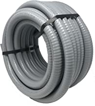 Sealproof 3/4-Inch Flexible Non-metallic Liquid-Tight Electrical Conduit Type B, UL Listed, 3/4